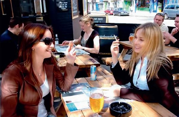 smoking in public places smoking bans essay
