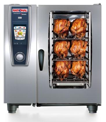 RATIONAL разработала функцию помощника на кухне iCookingControl
